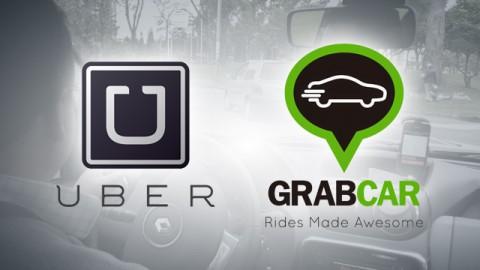GrabCar and Uber