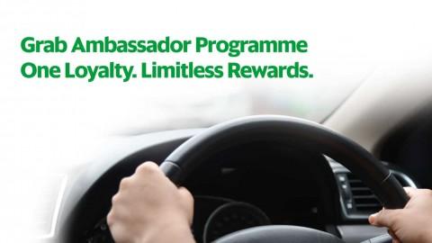 Grab Ambassador Programme – Klang Valley